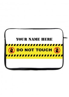 Funda Estetoscopio Do Not Touch