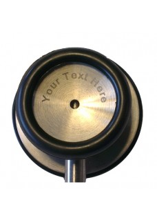 Estetoscopio Básico Doble Negro