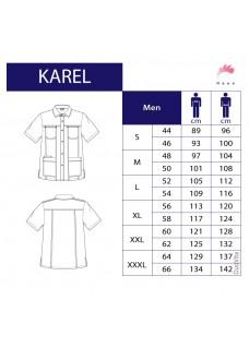 Haen Casaca sanitaria Karel