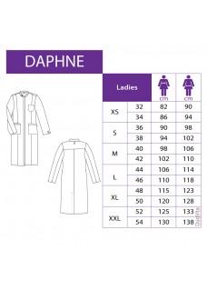 Haen Bata médica mujer Daphne
