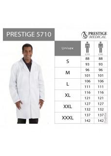 Prestige Bata Médica 5710
