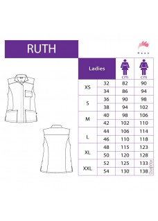 Haen Chaleco Sanitario Ruth White