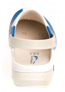 NursingCare Wash&Go WG2 Azul Claro / Blanco