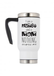 Taza Térmica de Viaje Scare Mom