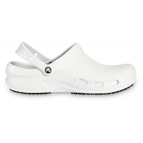 Fuera de Stock - Talla 37/38 Crocs Bistro blanco