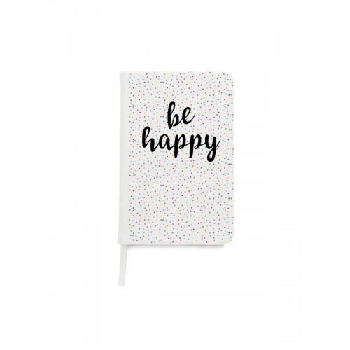 Cuaderno A5 Be Happy