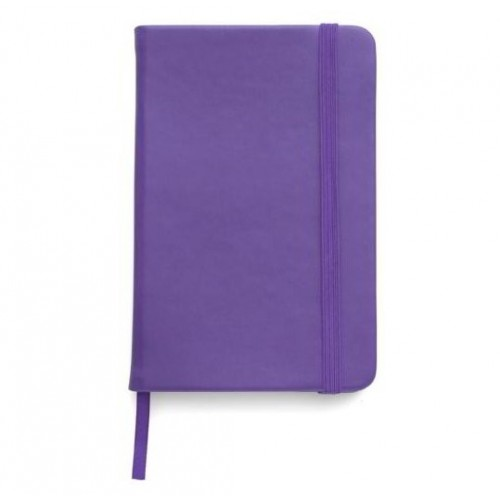 Cuaderno A5 Morado