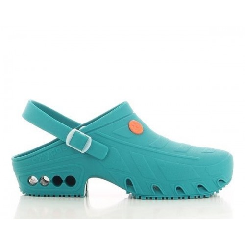 Oxyclog Electric Green