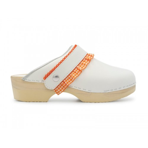 Tjoelup Click-W Orange Frill