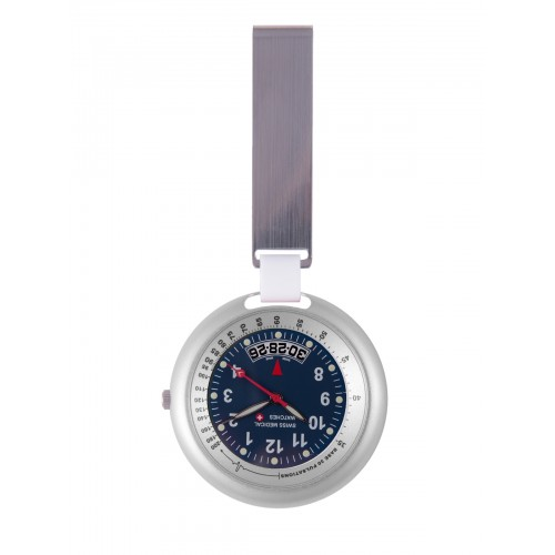 Swiss Medical Reloj Professional Line Plata Azul - Limited Edition