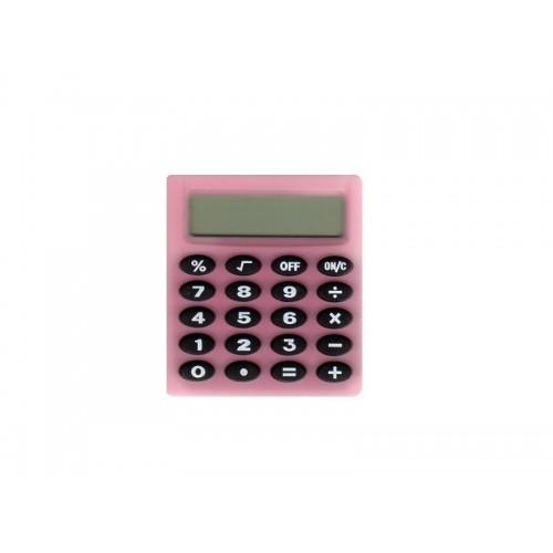 Mini Calculadora Rosa