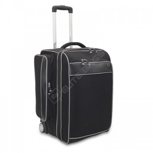 Elite Bags TOTE Gris / Negro