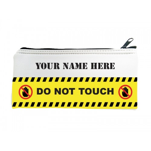 Estuche multiusos Do Not Touch