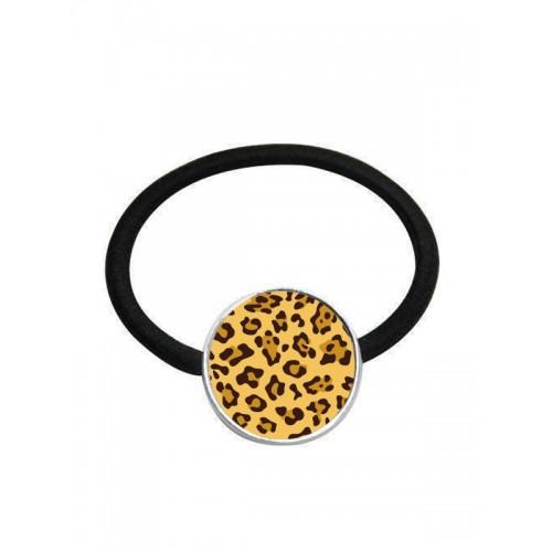 Coletero Elástico Leopardo