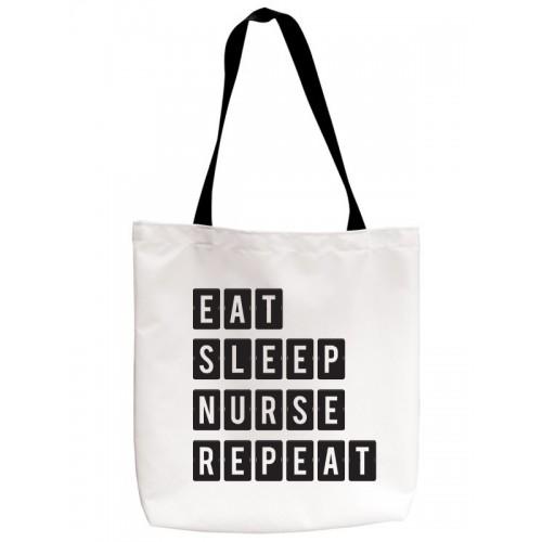 Bolsa Tote Eat Sleep Nurse Repeat