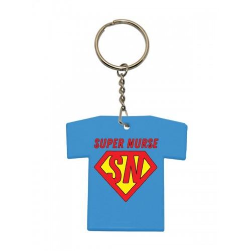 Llavero Camiseta Super Nurse