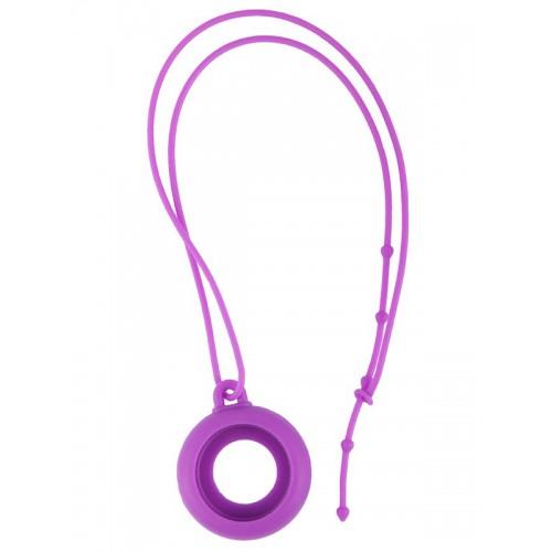 Collar silicona Violeta