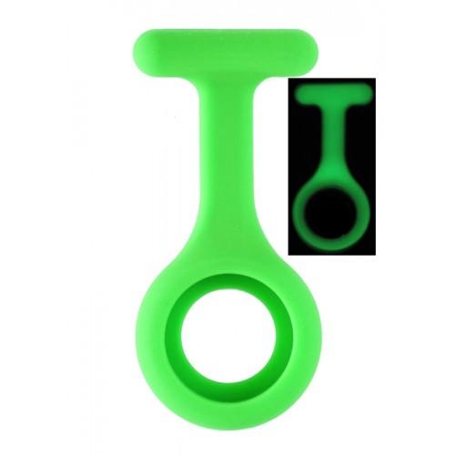Funda de Silicona Fluorescente Verde