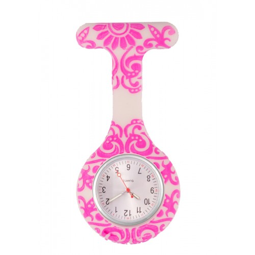 Reloj enfermera Silicona Remolinos