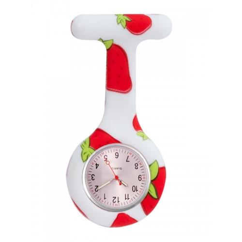 Reloj enfermera Fresa