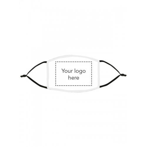 Mascarilla de Tela / Tapabocas con Logo