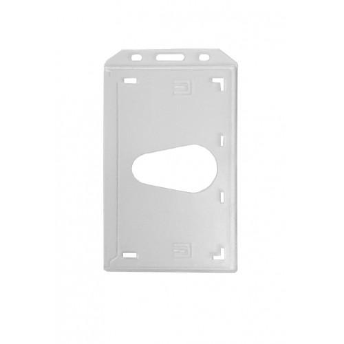 Porta tarjetas Vertical Buddy Card Doble