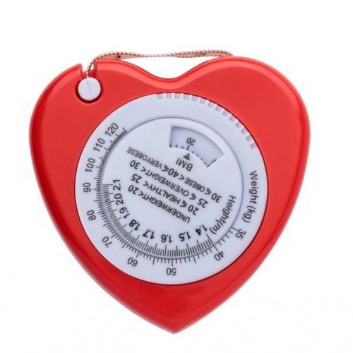 Cinta métrica IMC Corazón