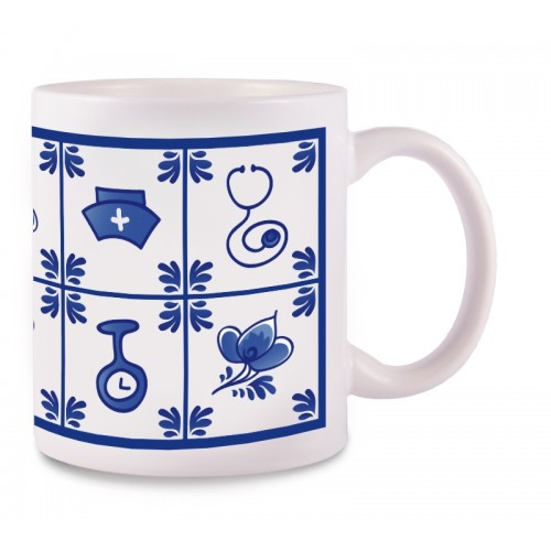 Taza Old Blue