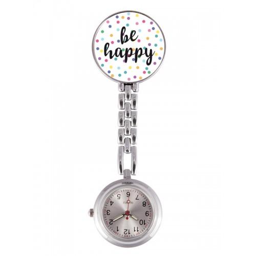 Reloj Enfermera Be Happy