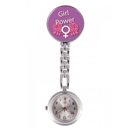 Reloj Enfermera Girl Power