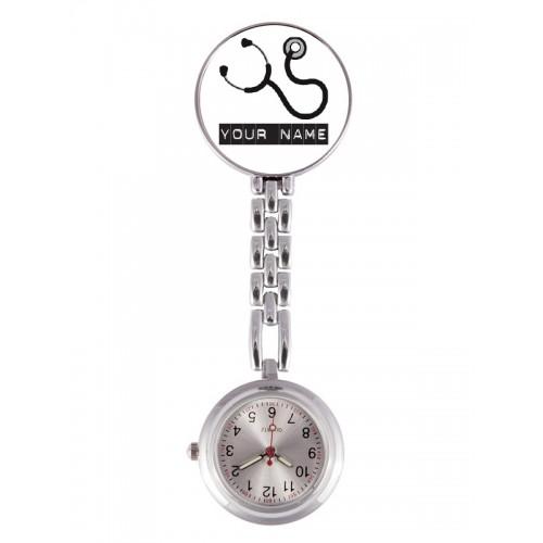 Reloj Enfermera Estetoscopio
