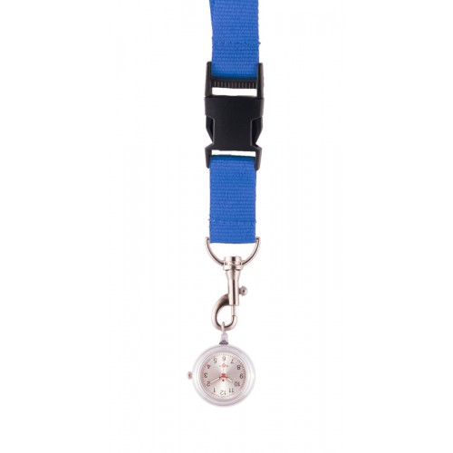 Reloj colgante para Enfermeras Azul