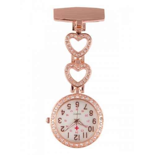 Reloj Love Oro Rosa