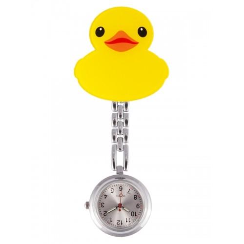 Reloj Enfermera Pato