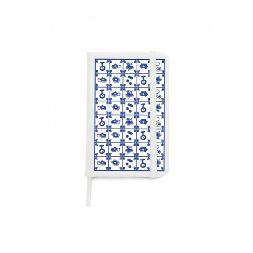 Cuaderno A5 Old Blue