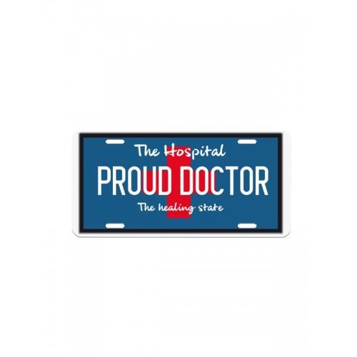 Matrícula Proud Doctor