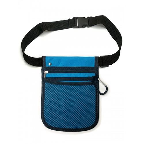 Organizador de bolsillo para enfermera Neon Azul