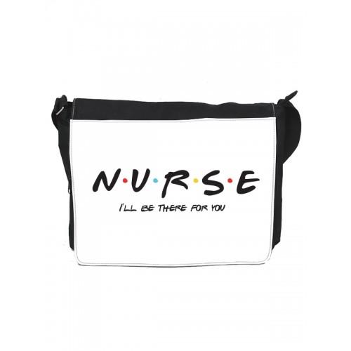 Bolso Bandolera Grande Nurse For You