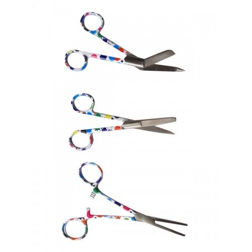 Set de tijeras para enfermeras Splash