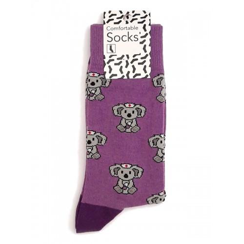 Calcetines Happy Coala para Mujer