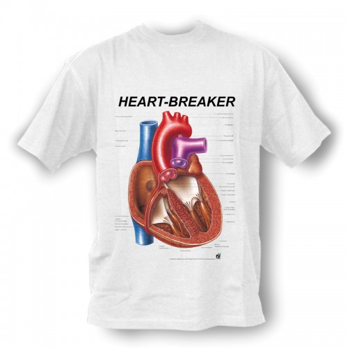 Camiseta Heart Breaker