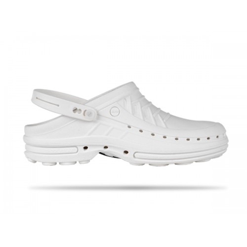 Wock Clog 10 Blanco / Blanco