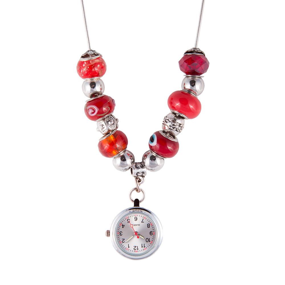 Reloj con collar