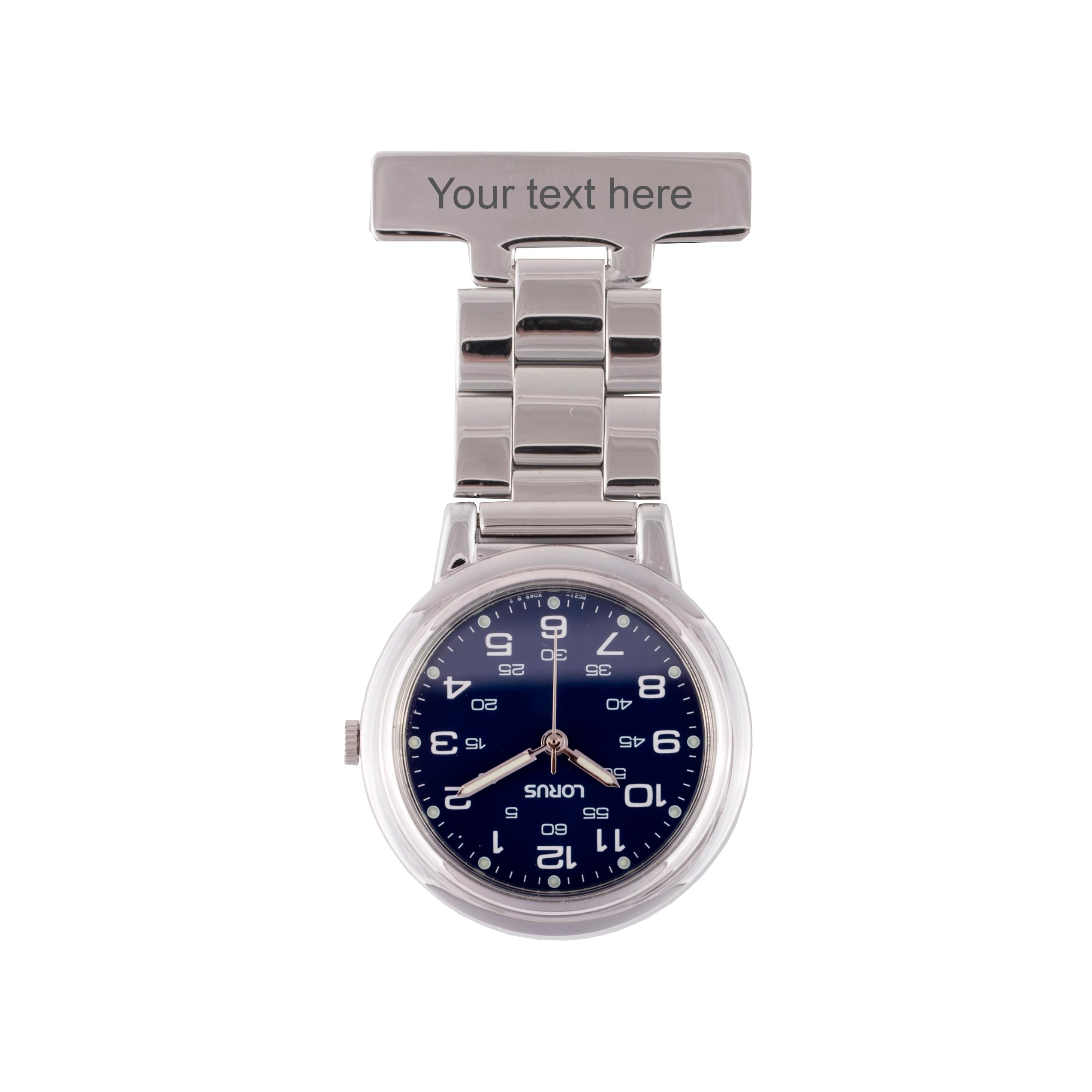 Relojes lorus para enfermeras